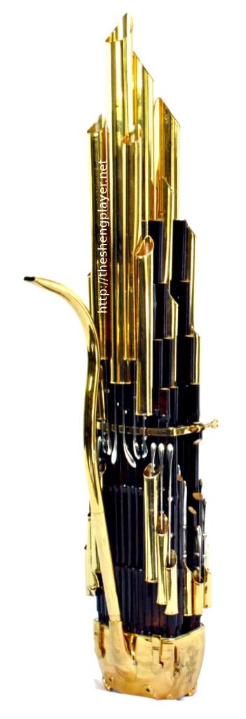 38 reeds Sheng