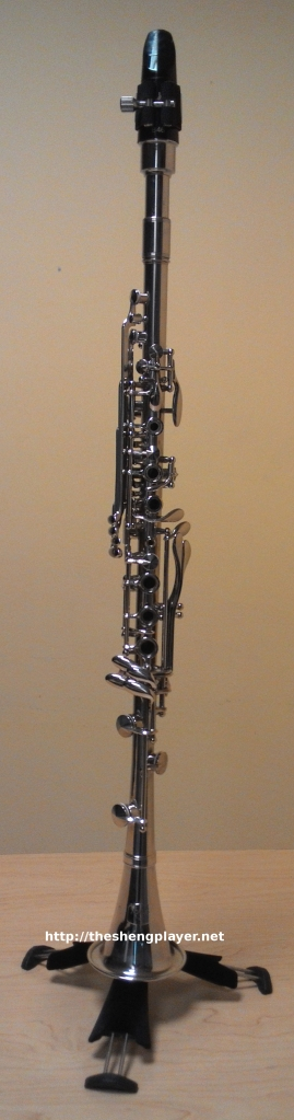 Noblet Metal Clarinet