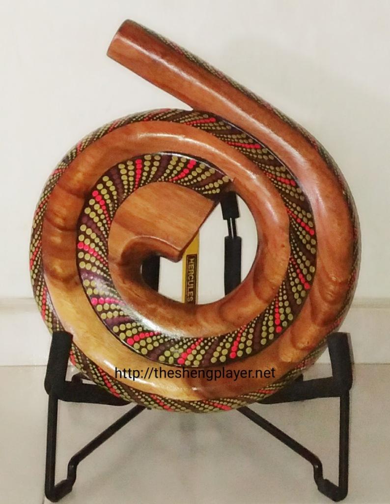 Spiral Didgeridoo