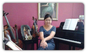 Piano & Violin Teacher